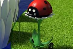 Ladybug Bug-B-Q.