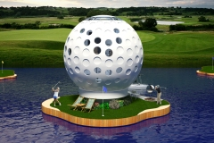 Golf-Ball-House_F-boat