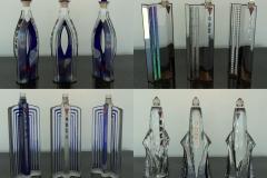 Vodka bottle concepts. 3ds Max.