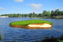 Designed with Jack Nicklaus Jr.