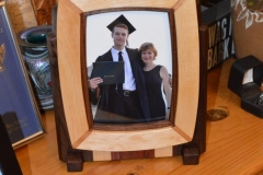 Frame for my son's college graduation photo.